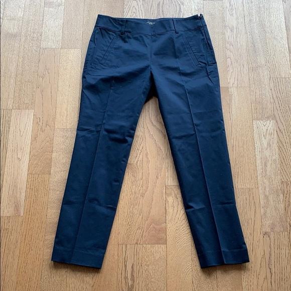 d7fda1c1cab0 Ann Taylor Pants | Navy Blue Womens Skinny Trousers | Poshmark